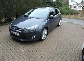 Ford Focus 2012 (61 plate) 1.6 Tdci grey. £20 road tax!