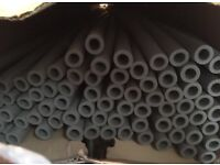 CLIMAFLEX 22MM Bore: 9mm THICK PIPE LAGGING Just Over 3/4 box Left Unused.