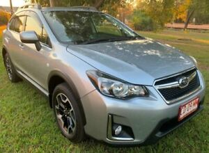 2016 Subaru XV G4X MY16 2.0i Lineartronic AWD Silver 6 Speed Constant Variable Wagon Berrimah Darwin City Preview