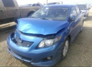 2009-2013 Toyota Corolla S for parts!!!