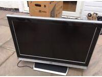 """JVC 32"""" LCD TV"""