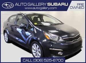 2016 Kia Rio EX | HEATED SEATS | SUNROOF | TOUCH SCREEN |  ASK