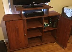 Entertainment unit/buffet hutch