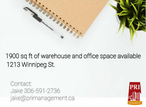 Excellent Location | Office/Warehouse |