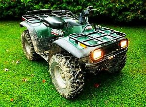 2000 Arctic Cat 500 ATV FRONT END parts