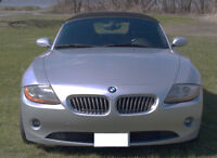 2003 BMW Z4 Convertible 3.0 Navigation