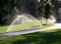 A++ BBB Underground Sprinklers, 28 years doing irrigation!!