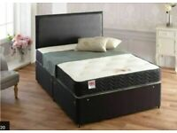 **100% GUARANTEED PRICE!*Brand New-Single Divan Bed for Sale-Same/Next Day Delivery