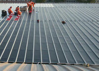 All types of Industrial, commercial & residential roofing