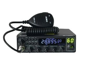 ALINCO DR-135DX CRE 8900 10M 11M CB RADIO DR135 PROGRAMMED NO CABLE & SOFTWARE