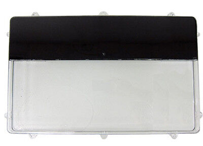CORALIFE BIOCUBE 29 AND CORALIFE LED BIOCUBE 32 REPLACEMENT SPLASH LENS COVER