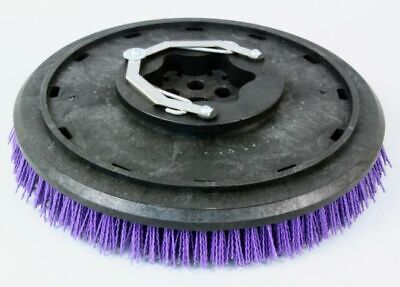 Set 2 Tennant 399242 T5 Nobles Ss5 16 Floor Scrubber Grit Abrasive Brushes