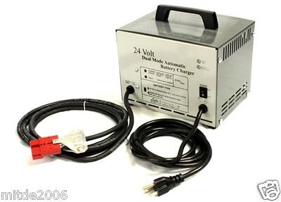 Battery Charger For A Windsor Saber Compact 17 Floor Scrubber
