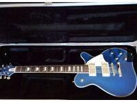 Aria Pro II M Series Electric Guitar + Accessories