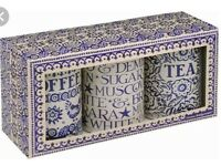 Emma Bridgwater Storage tins -Brand New