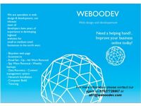 Weboodev (web design and computer repair)