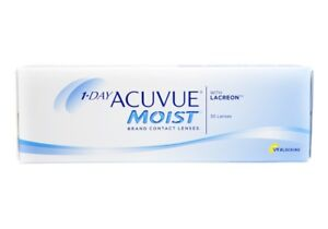 Daily Acuvue Contact Lenses