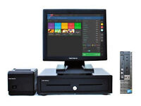 """Complete 17"""" Touchscreen EPOS POS Cash Register Till System (Retail/Hospitality)"""