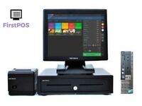 Complete Touchscreen EPOS POS Cash Register Till System (Retail/Hospitality)