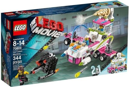 Lego Movie 70804 Ice Cream Machine - New In Box Manning South Perth Area Preview