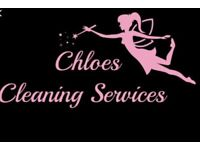 Chloe's cleaning services