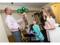 Bournemouth Magician, Balloon Artist and Childrens Entertainer