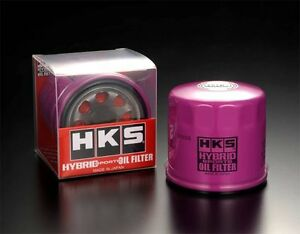 HKS-HYBRID-SPORTS-OIL-FILTER-SUIT-SKYLINE-R32-R33-R34-RB20-RB25-GTST-RB25DET