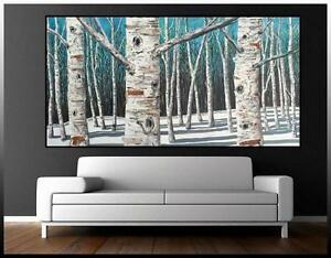Enliven HOME or OFFICE space with original Canadian ART