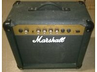 Marshall 8010 Valvestate Guitar Amplifier.