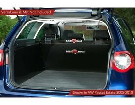 Dog guard, safe-D-guard to fit BMW 5 series Touring F11, 2010-16