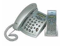 Binatone MD7250 Cordless Phone combi