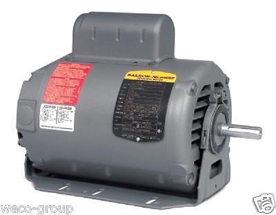 Rl1323a 12 Hp 1725 Rpm New Baldor Electric Motor