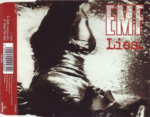 cd single - EMF - Lies