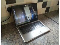 """HP DM3 13.3"""" LAPTOP, DUAL CORE AMD 1.60GHz(x2), 3GB RAM, 160GB, WIFI, HDMI, 3G/4G, BLUETOOTH, WEBCAM"""