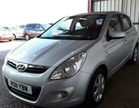 2011 Hyundai i20 1.4 Comfort 5 door LONG MOT TILL JAN 2021