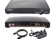 Openbox V8S & Zgemma Satellite Box With 12 Months Gift