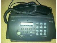 Telephone Fax Machine