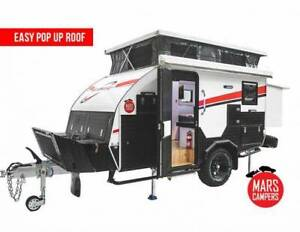 Mars Campers Saturn 13 EX DEMO Springvale Greater Dandenong Preview