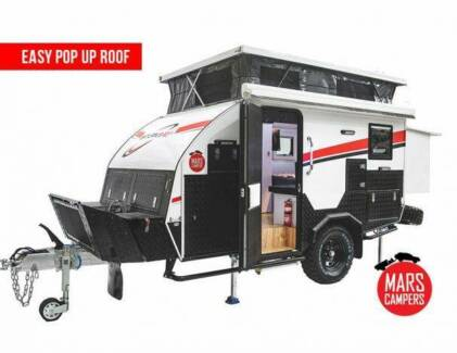 13 Foot Hybrid Off Road Caravan Springvale Greater Dandenong Preview