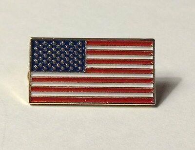 NEW America Flag Enamel 1