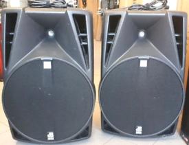 dB Technologies 715dx speakers