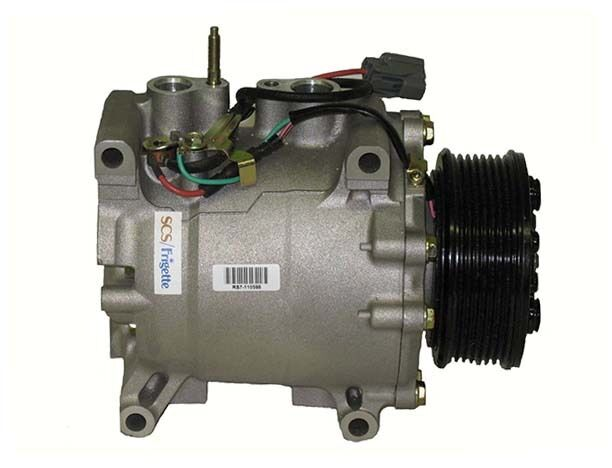 car air conditioning compressor. understanding how an ac clutch and compressor work car air conditioning