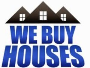 WE WILL BUY YOUR PROPERTY