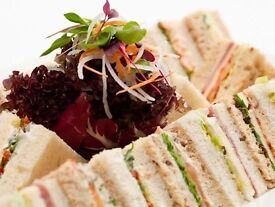 Sandwich Maker @ Acton W3 - Catering & Event company
