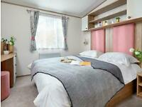 Own this brand new 6 berth static caravan on the Dumfriesshire coast