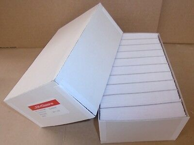 "Box of 1000 #3 Glassine stamp Envelopes 2 ½ "" x 4¼"" westvaco cenveo jbm"