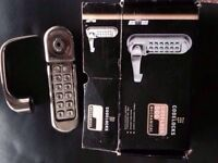 Codelocks coded door lock / door handle