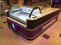 Gelato Ice Cream Shop parts for sale