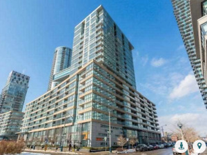 Beautiful, Bright And Spacious One Bedroom Plus Livable Den Corn