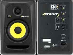 "KRK ROKIT 5"" 3rd generation (pair) Alexandra Headland Maroochydore Area Preview"